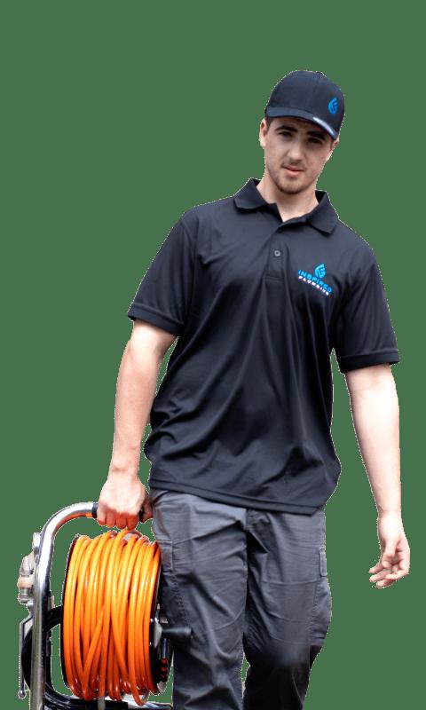 Inspired plumber