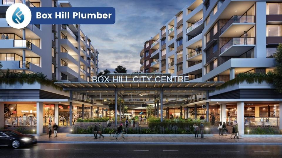 Box Hill Plumber