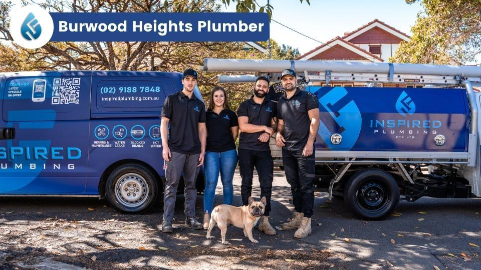 Burwood Heights Plumber