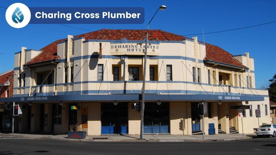 Charing Cross Plumber