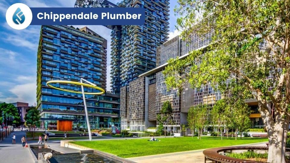 Chippendale Plumber