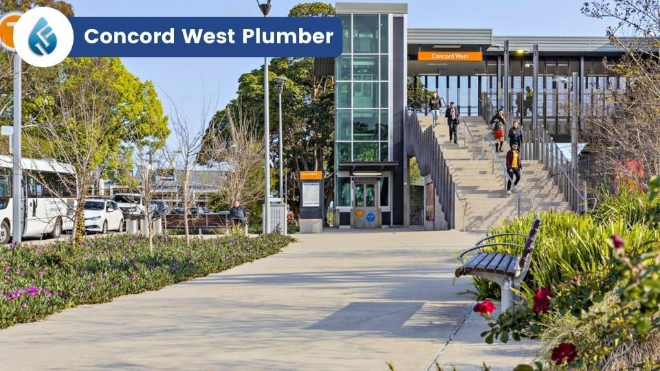 Concord West Plumber