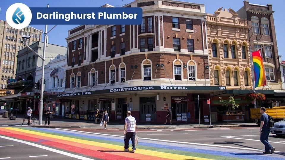 Darlinghurst Plumber
