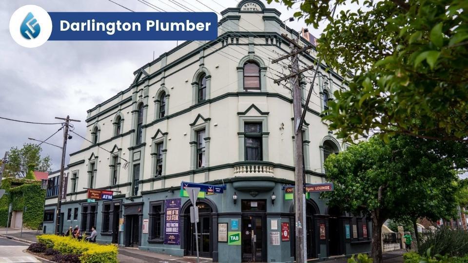 Darlington Plumber