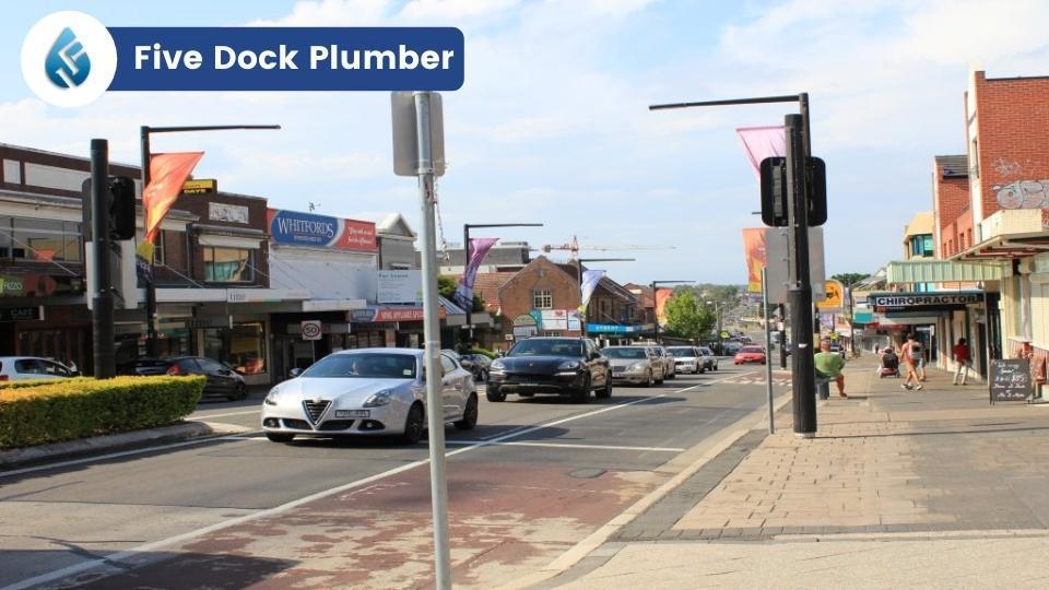 Five Dock Plumber
