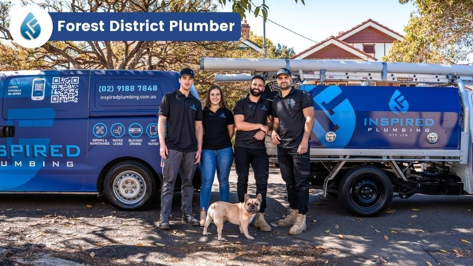 Forest District Plumber