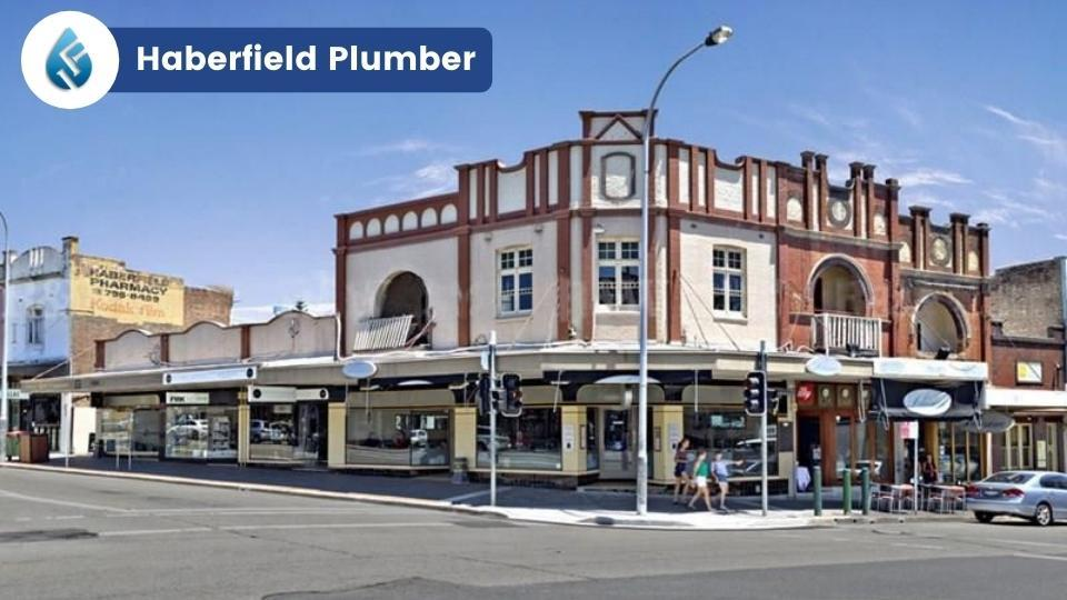 Haberfield Plumber