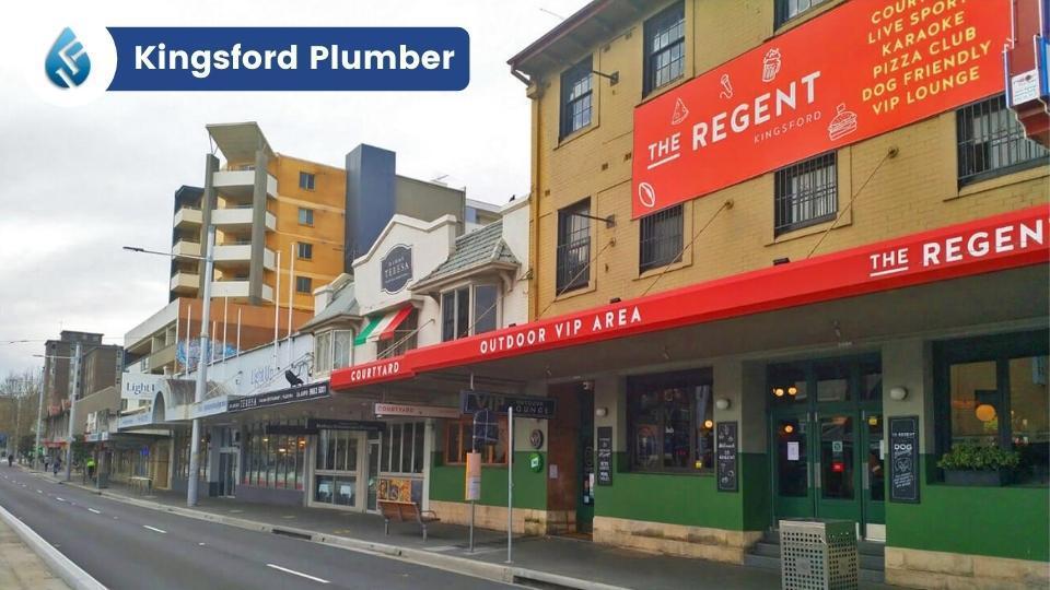 Kingsford Plumber