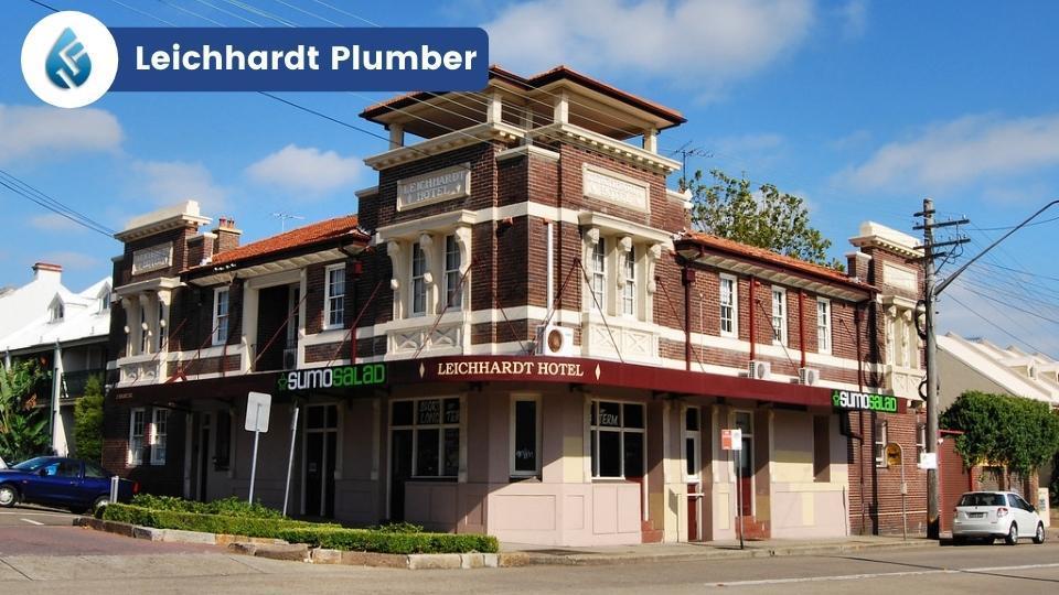 Leichhardt Plumber