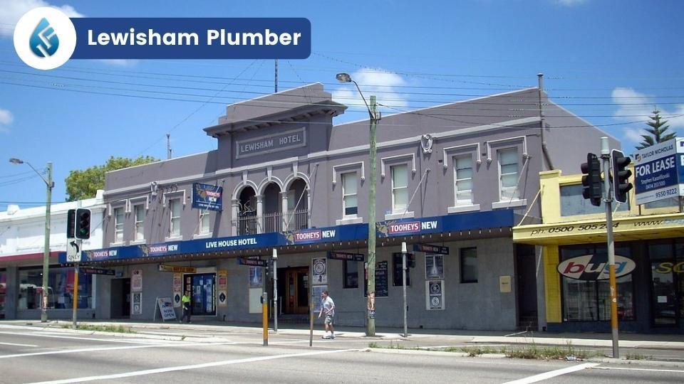 Lewisham Plumber