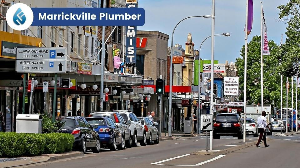 Marrickville Plumber