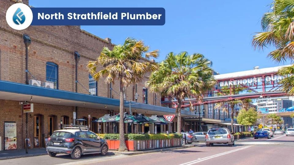 North Strathfield Plumber