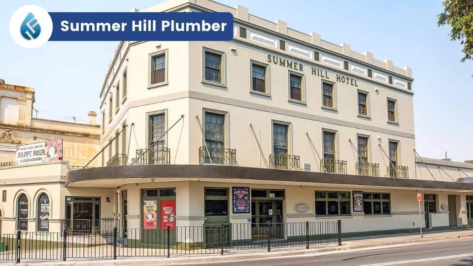 Summer Hill Plumber