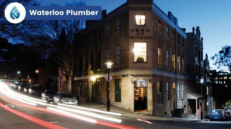 Waterloo Plumber