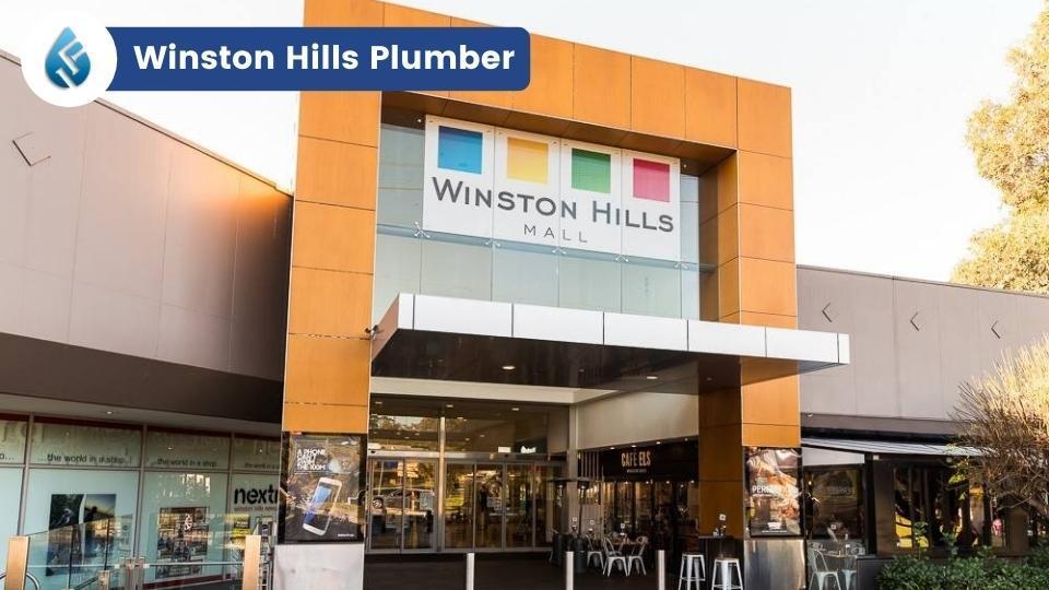 Winston Hills Plumber
