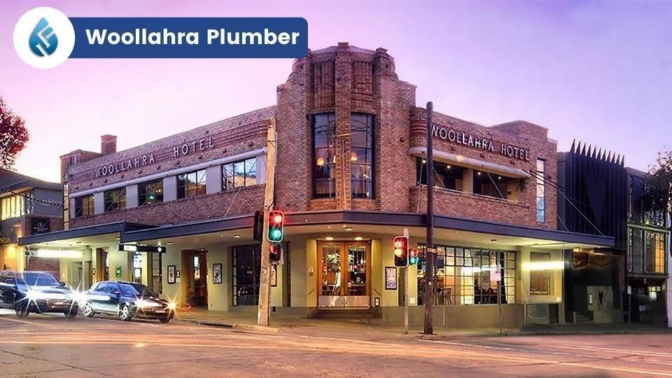 Woollahra Plumber