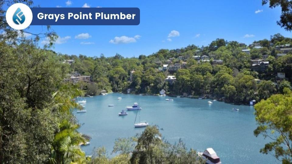 Grays Point Plumber