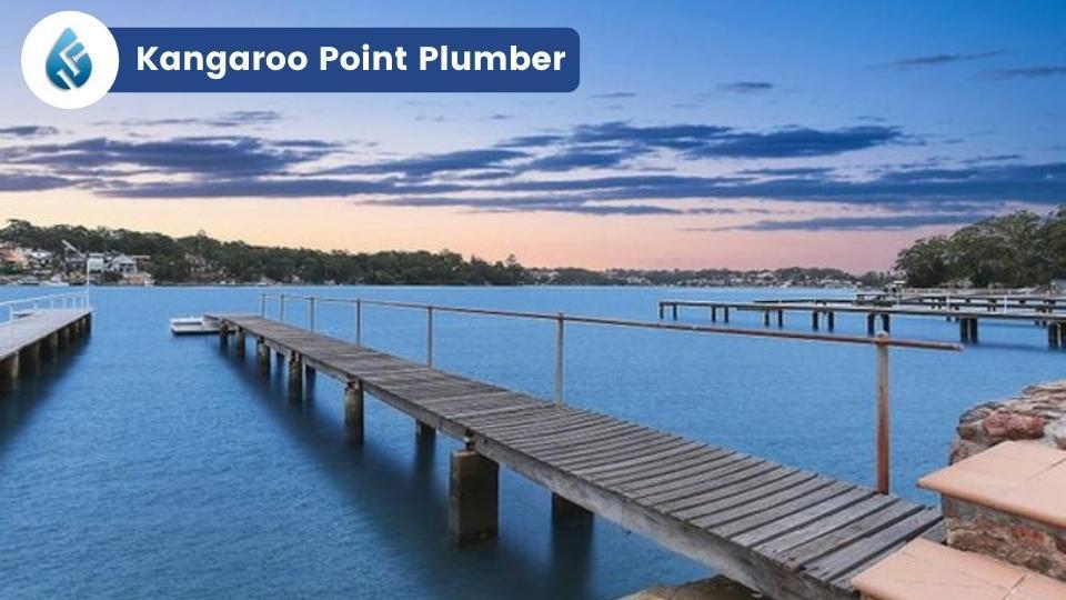 Kangaroo Point Plumber