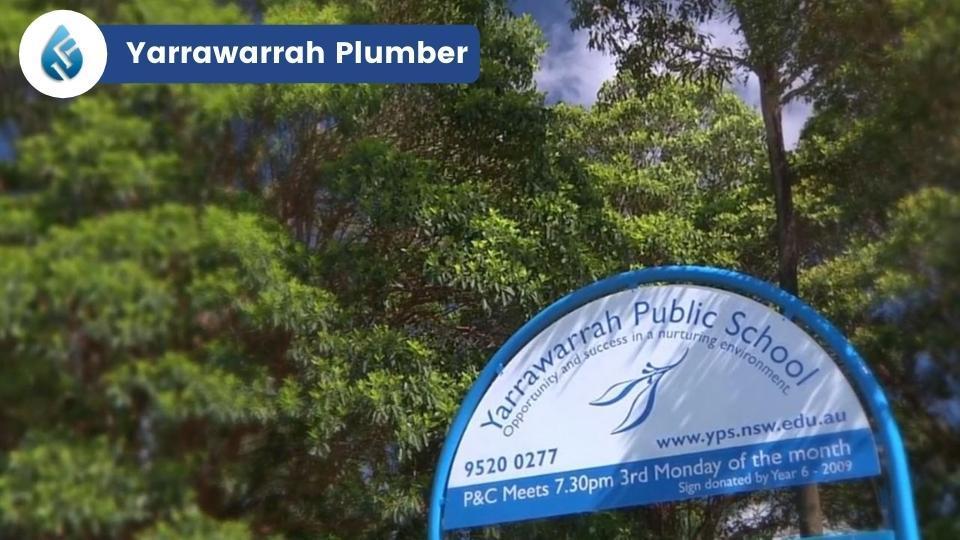 Yarrawarrah Plumber