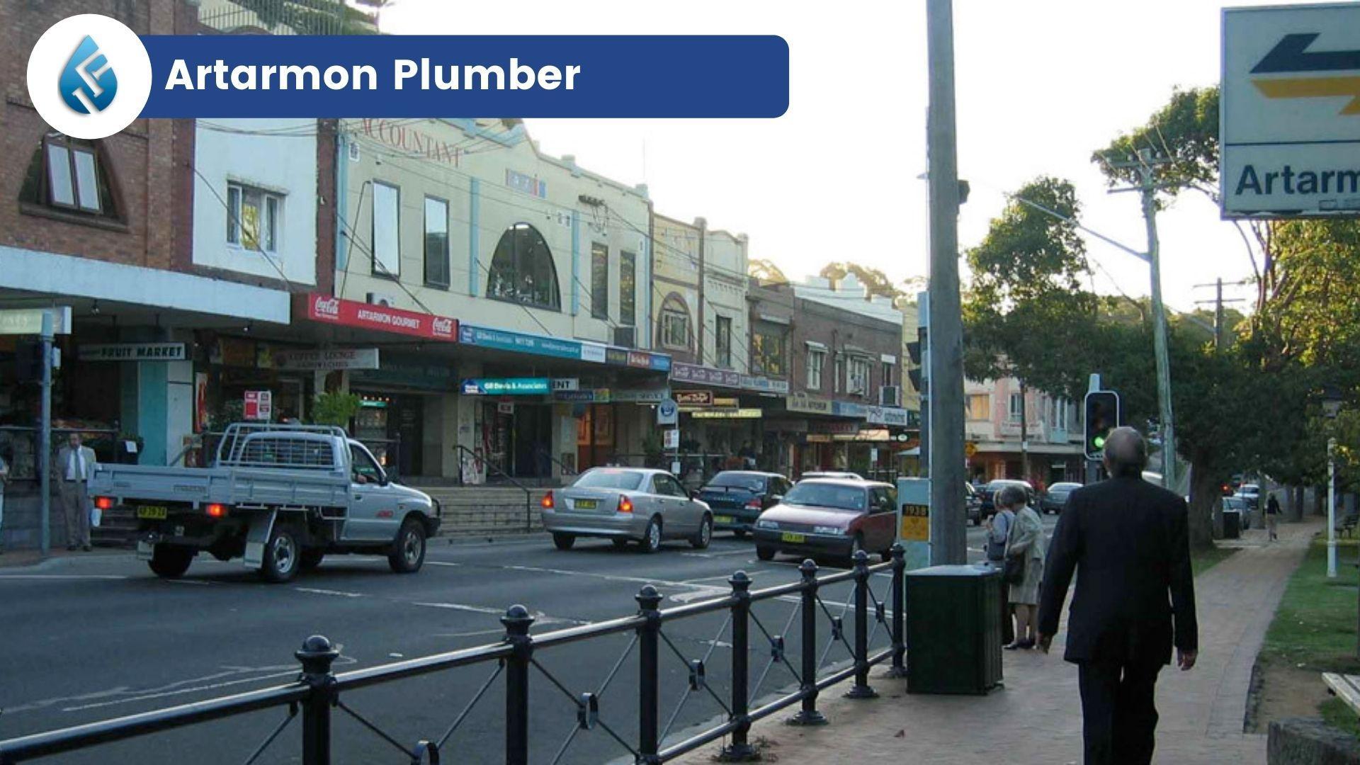 Plumber Artarmon